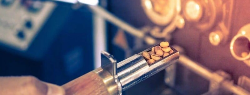 What is First Crack in the Coffee Roasting Process?