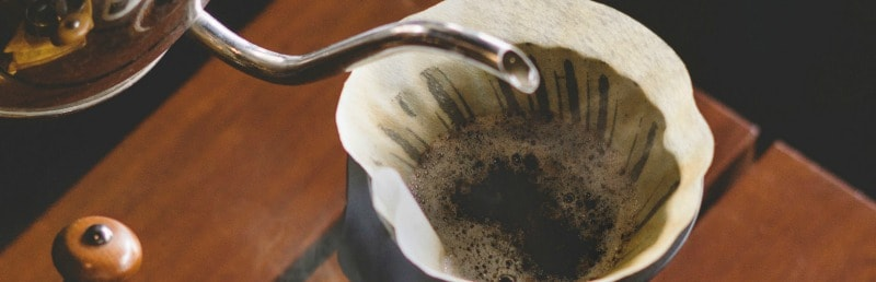 How to Make a Cup of Hario V60 Pour-over