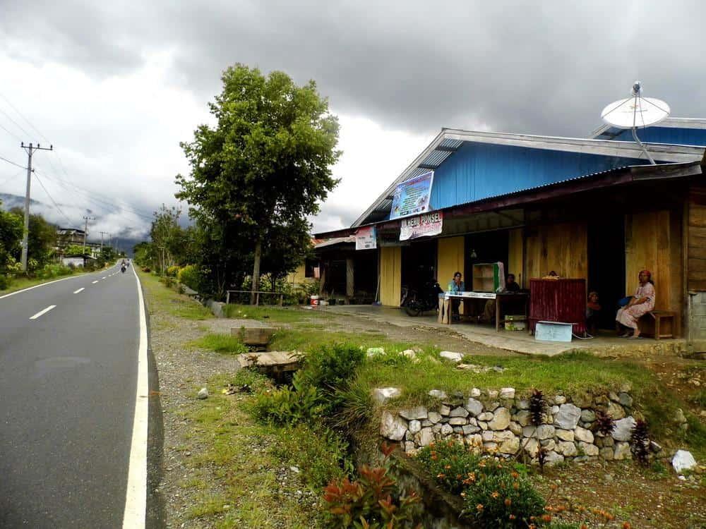 Sumatra Jagong