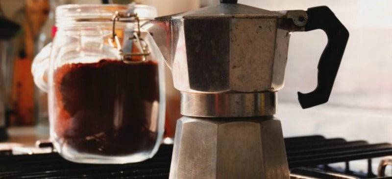 How to Brew Coffee with a Stovetop