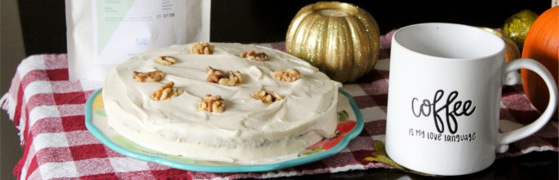 The Best Coffee and Walnut Cake You Will Ever Make