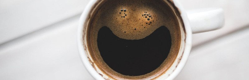 The Secret to Drinking Black Coffee