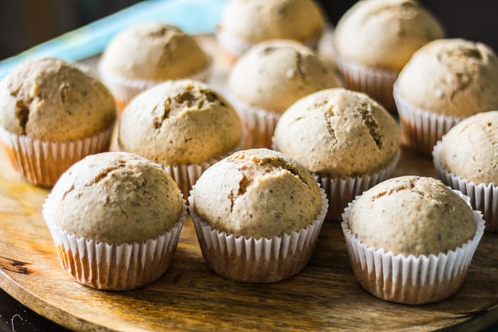 Coffee Flavoured Muffins