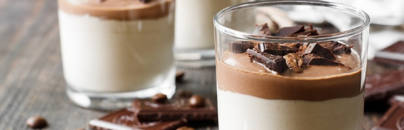 Coffee Panna Cotta — This is One Coffee Dessert You Won't Want to Miss