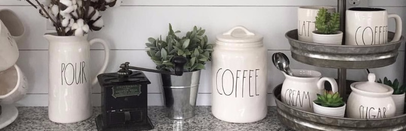 5 Tips for a More Organised Coffee Station