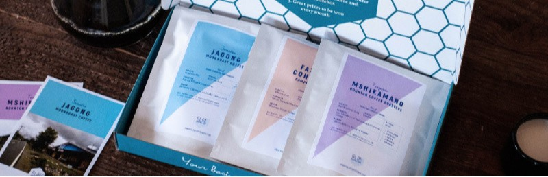 3 Reasons a Coffee Subscription Box Makes a Great Gift