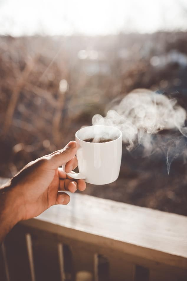 keep coffee hot