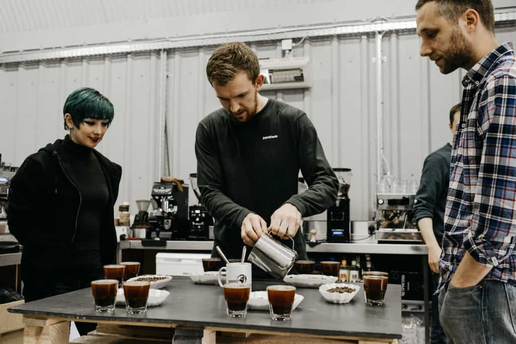 Neighbourhood Coffee Roasters Featured Roaster