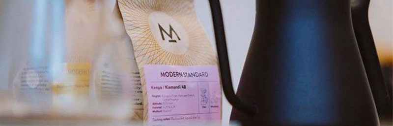 Modern Standard Coffee Roasters – May Featured Roaster
