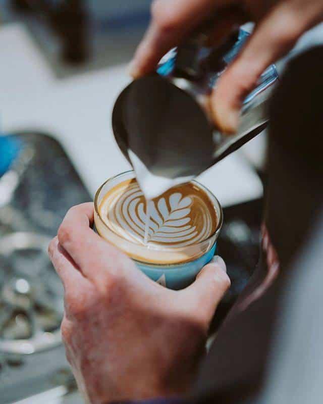 modern standard coffee