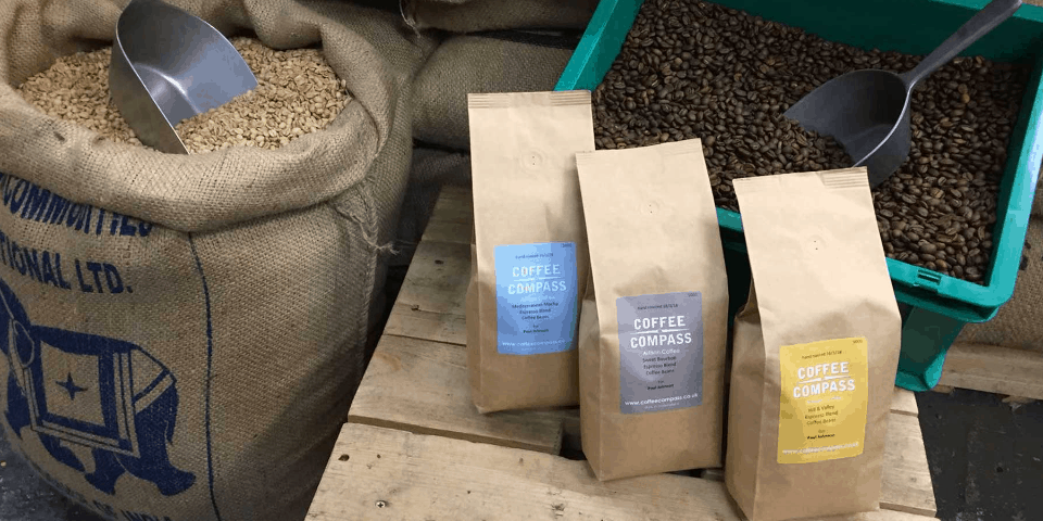 Coffee Compass Coffee Roasters – Featured May Roaster